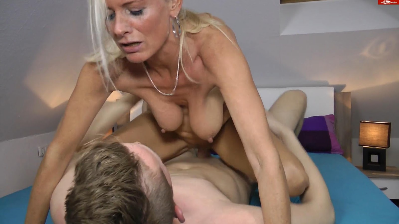 Milf german porno